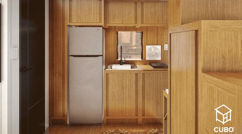 Bulacan Interior: Kitchen by CUBO Modular