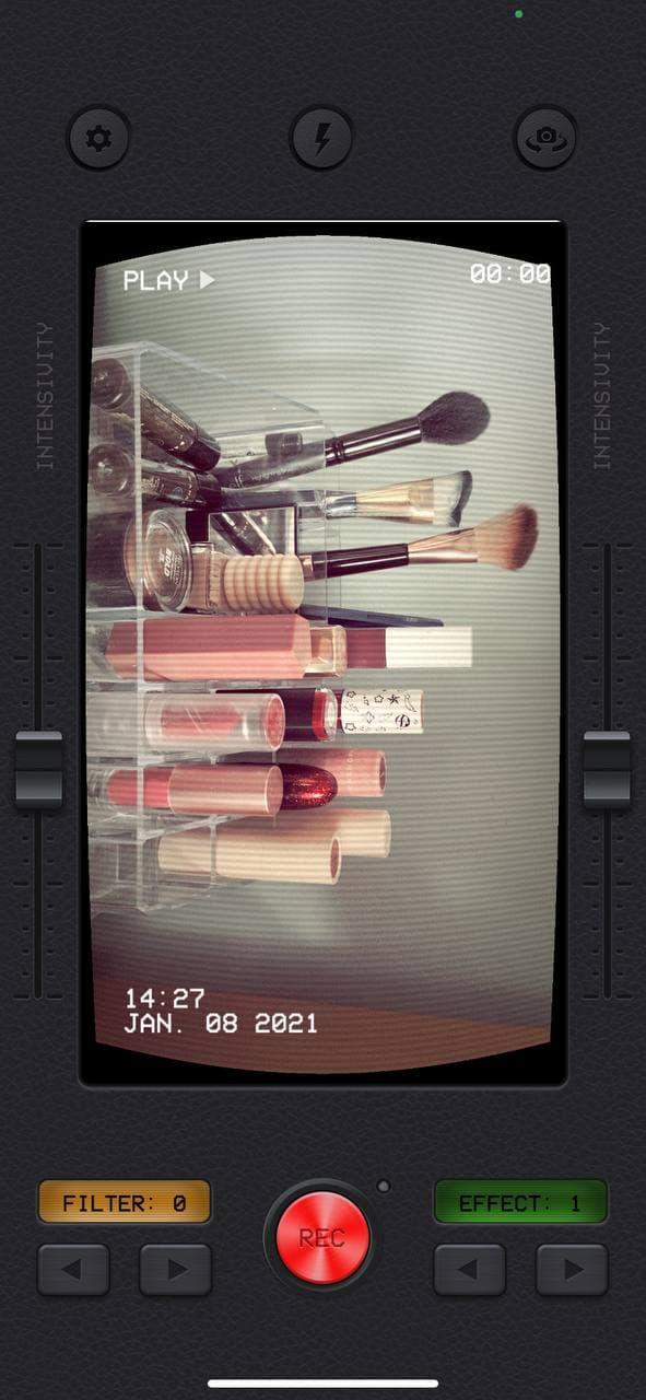 VHS Cam: Video Camera Filter