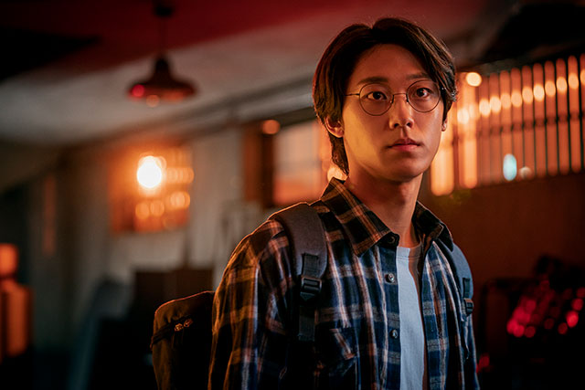 Lee Do Hyun plays role of  Lee Eun Hyuk in Netflix's Sweet Home