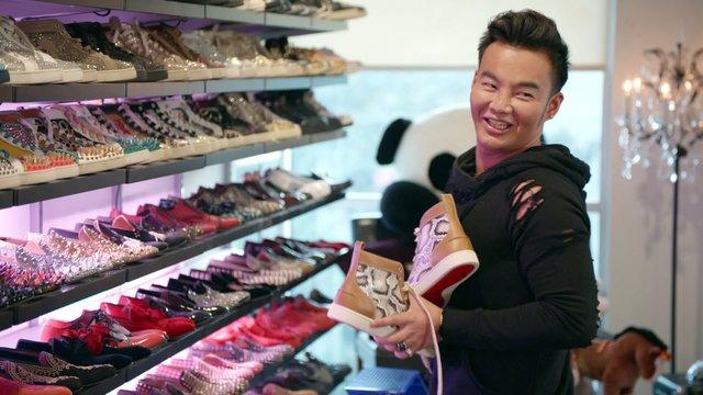 Bling Empire - Entrepreneur + fashion designer Kane Lim