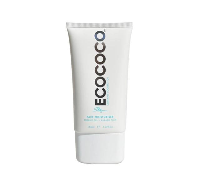 Best rosehip oil product: Ecococo Kakadu Plum + Rosehip Oil Face Moisturizer