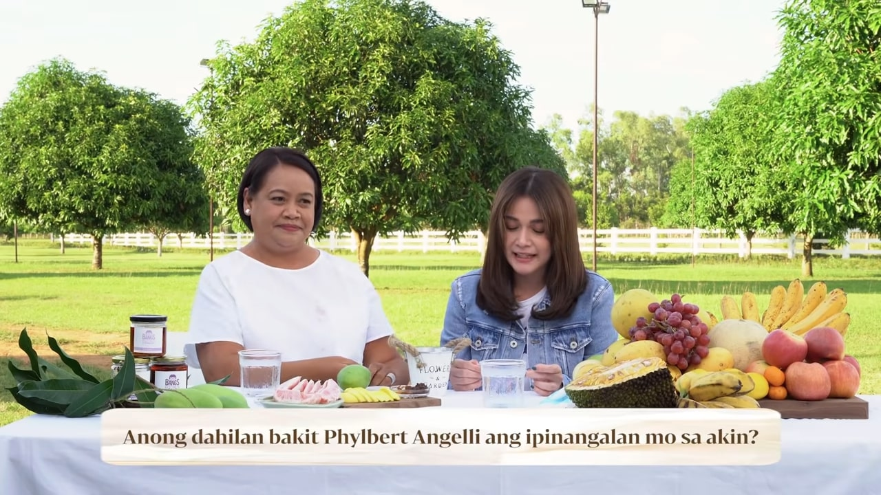 Bea Alonzo vlogs a Q&A episode with her mom.