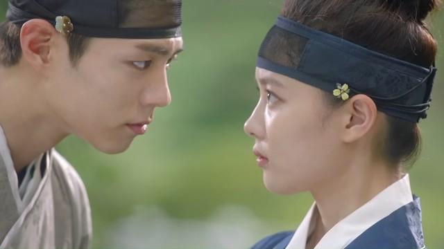 Love In The Moonlight - Kim Yoo Jung as Hong Ra On/Hong Sam Nom