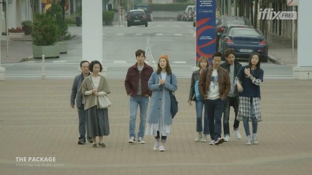 The Package - Lee Yeon Hee as Yoon So So