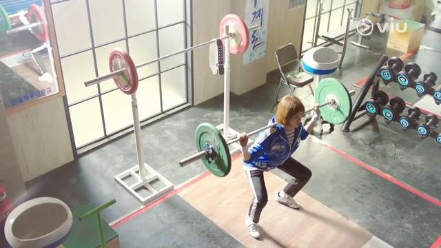Weightlifting Fairy Kim Bok Joo - Lee Sung Kyung as Kim Bok Joo