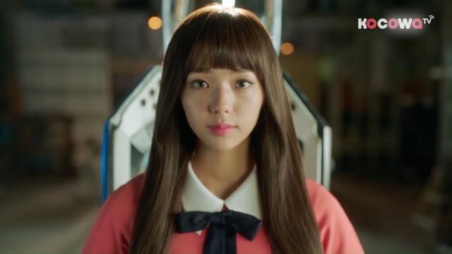 I Am Not A Robot - Chae Soo Bin as Jo Ji Ah/Aji 3