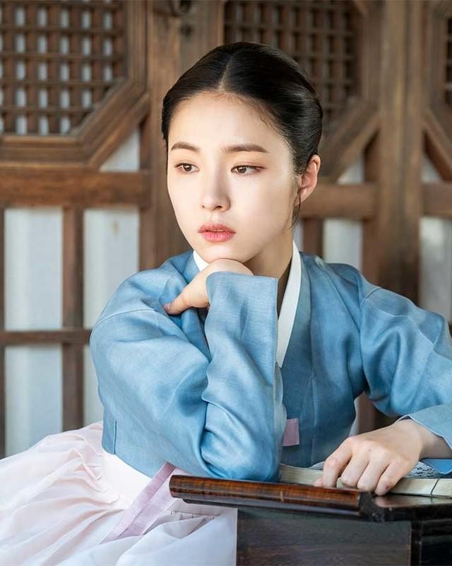 shin se kyung in rookie historian