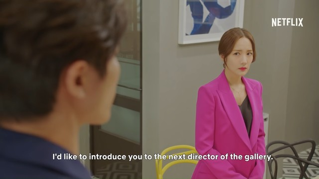 Her Private Life - Park Min Young as Sung Deok Mi