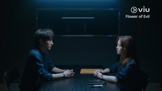 Signal, Stranger, He Is Psychometric, and Flower Of Evil - Kim Hye Soo as Cha Soo Hyun, Bae Doona as Han Yeo Jin, Shin Ye Eun as Yoon Jae In, and Moon Chae Won as Cha Ji Won
