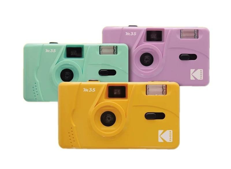 The Kodak M35 Film Camera - A Reusable Film Camera at sub a P1,000.00 price