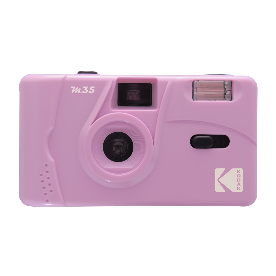 The Kodak M35 Film Camera in Pink