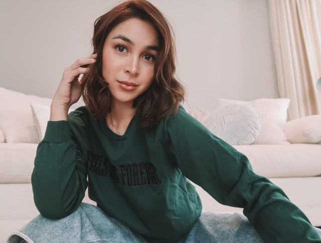 Julia Barretto Lob Hairstyle