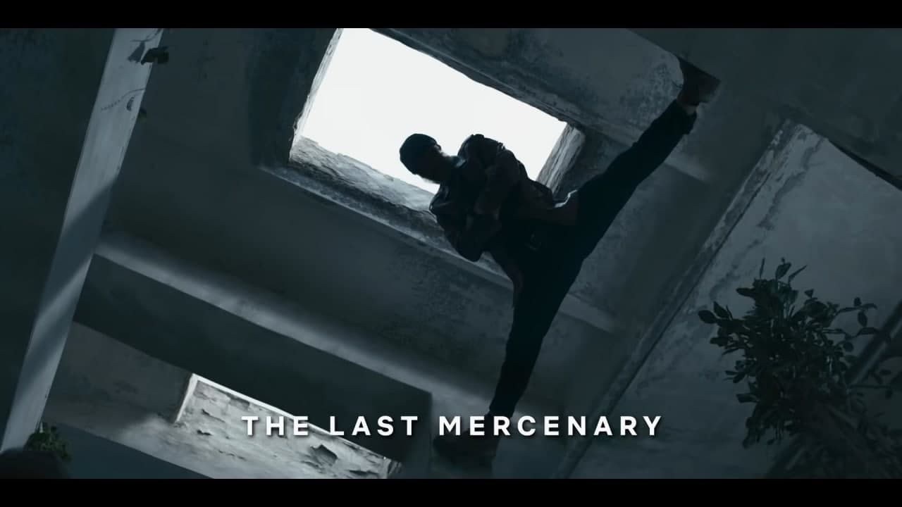 The Last Mercenary Film 2021