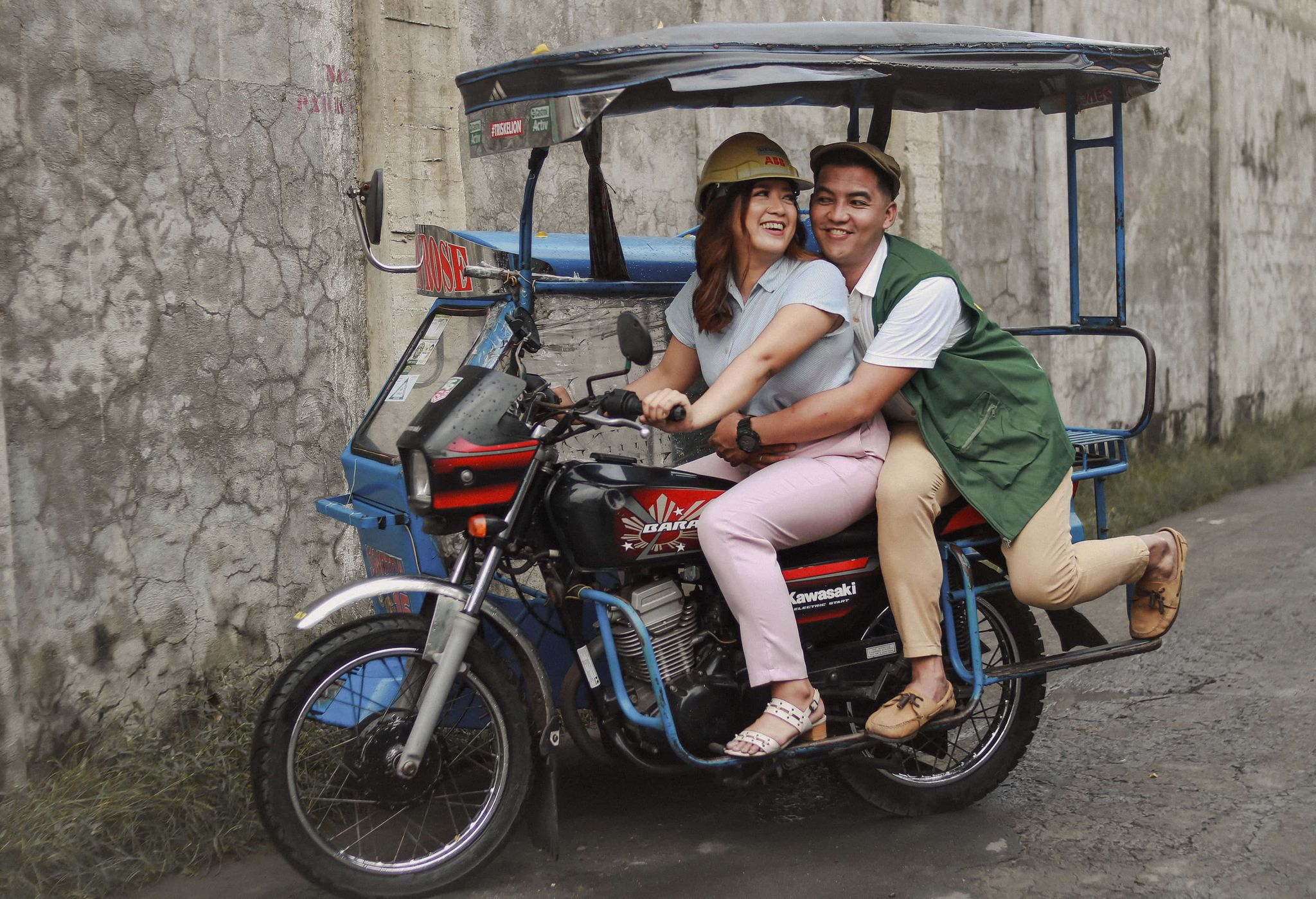 Pinoy couple, love story