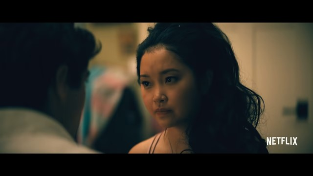 always and forever - Lara Jean deciding where to go for college