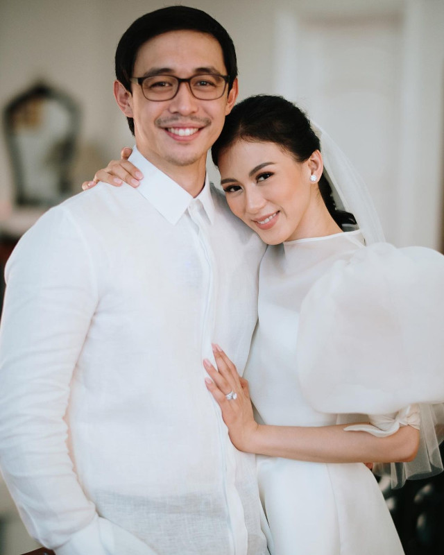 Alex Gonzaga and Mikee Morada Wedding