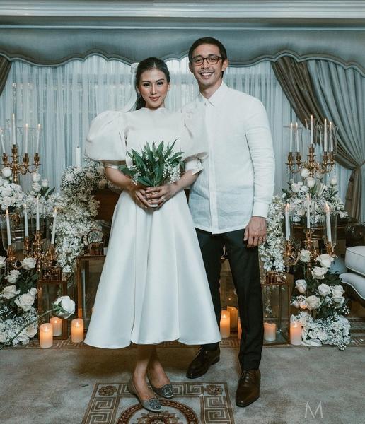 Alex Gonzaga and Mikee Morada - Wedding