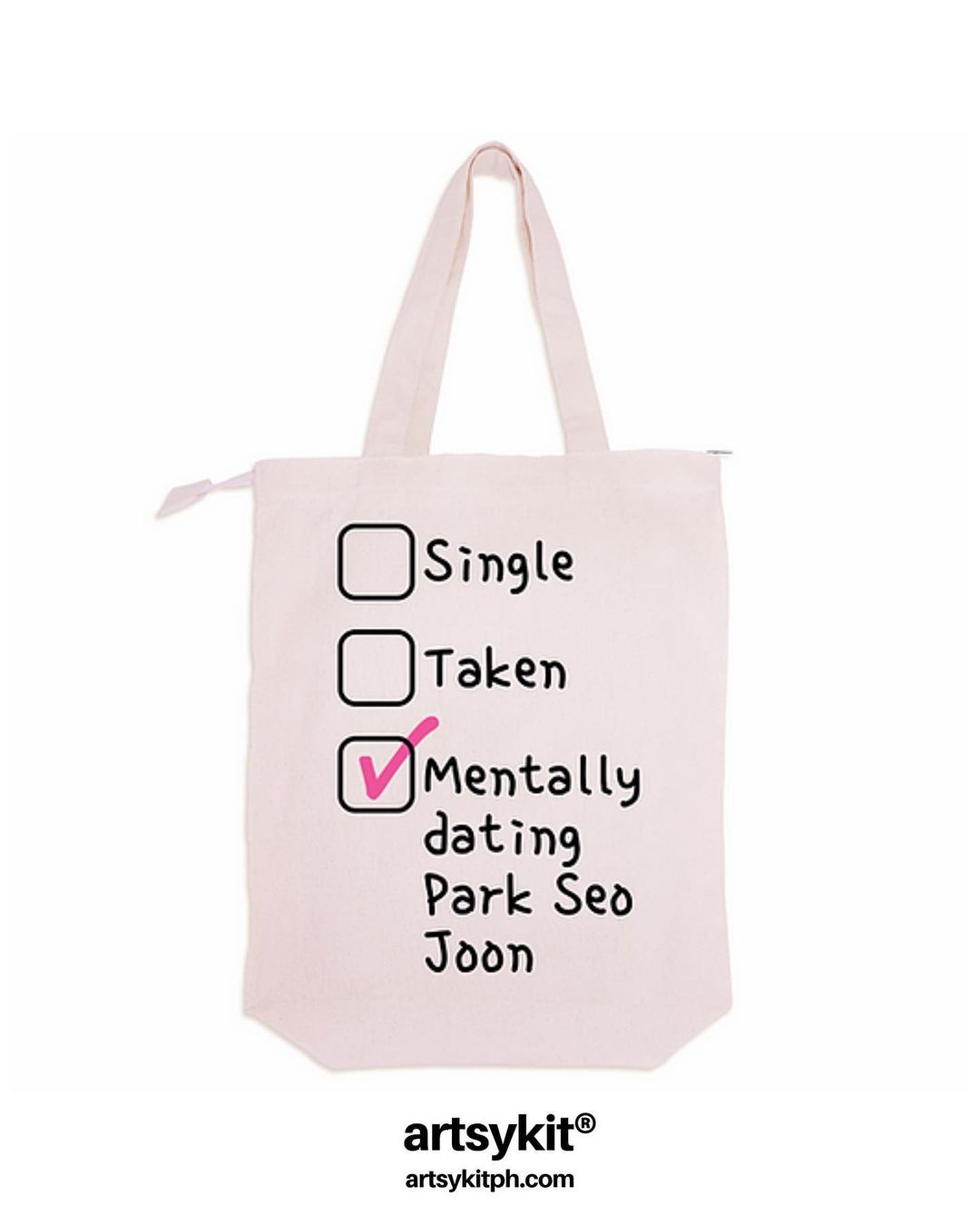 Where to buy K-drama-themed tote bags