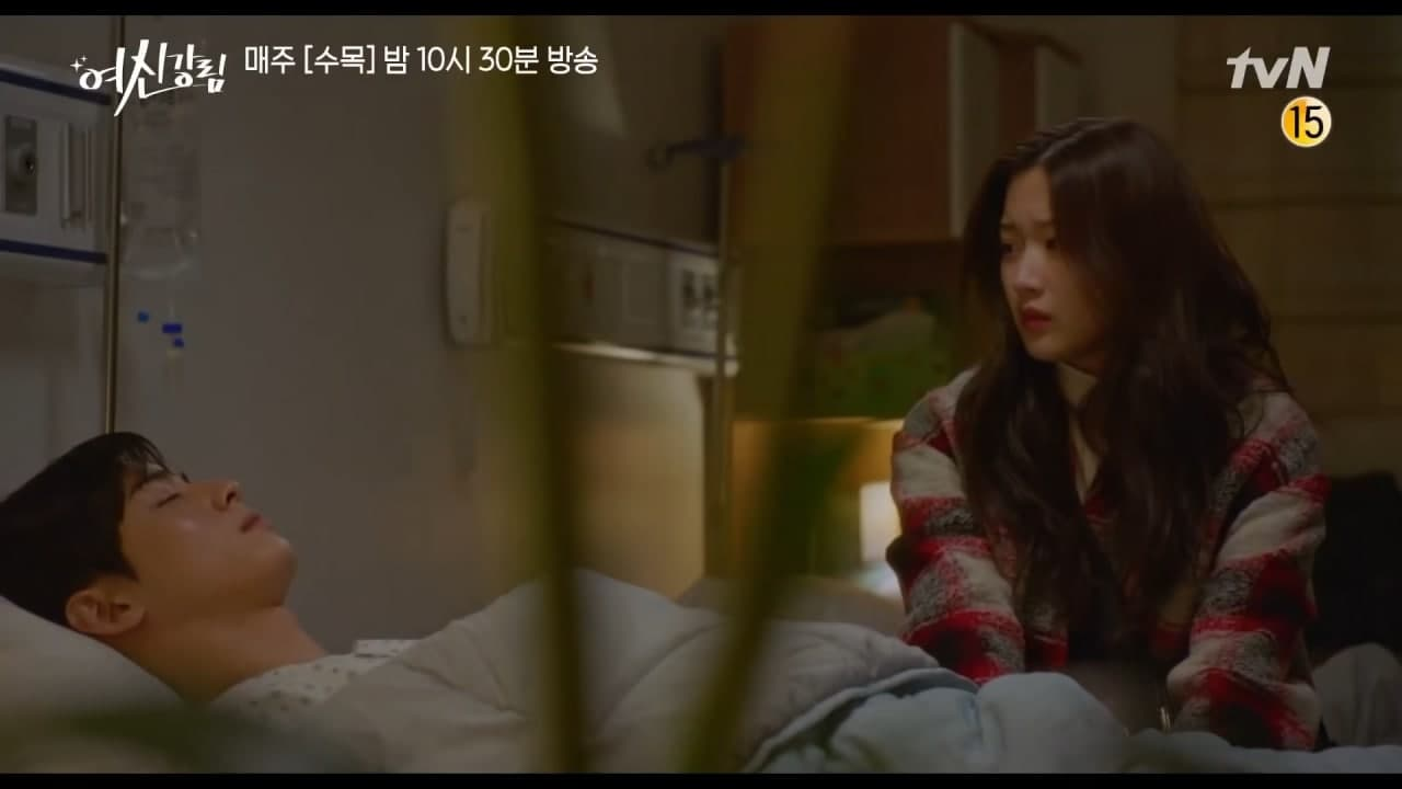 Ju Kyung watches over Suho