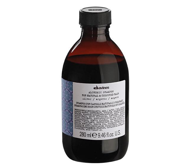Best Hair Toner: Davines Alchemic Silver Shampoo