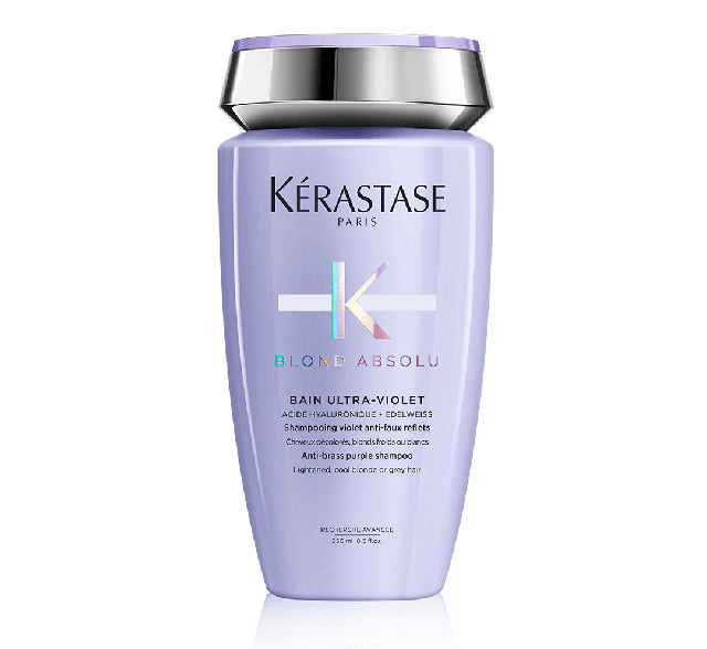 Best Hair Toner: Kérastase Blond Absolu Purple Shampoo