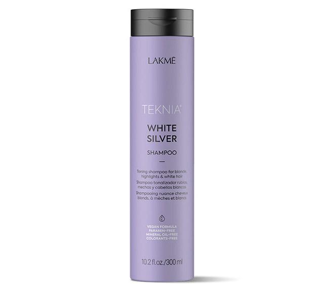 Best Hair Toner: Lakme Teknia White Silver Shampoo