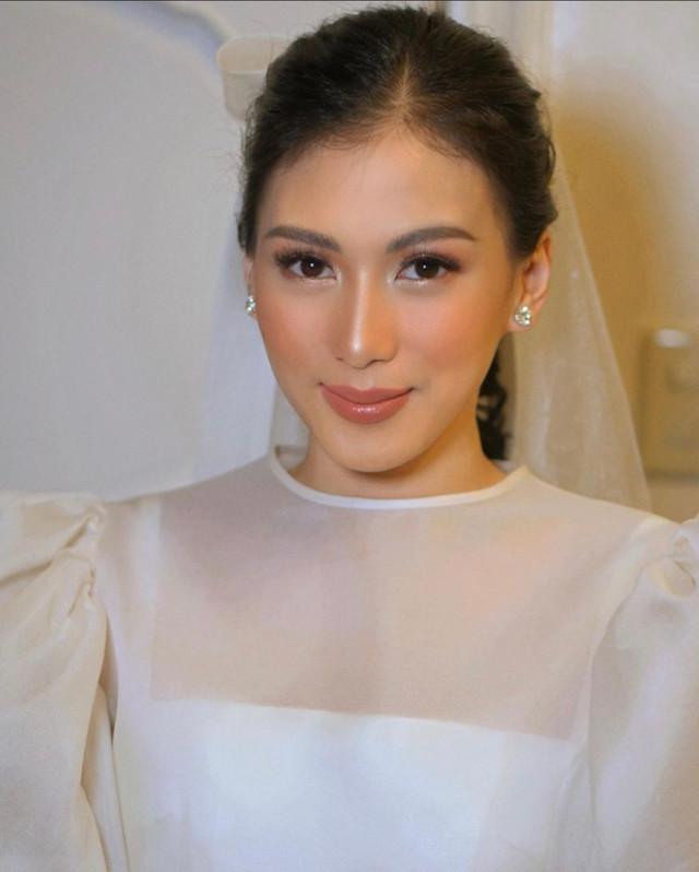 Best Wedding Makeup Idea: Alex Gonzaga's Natural Bridal Makeup Look