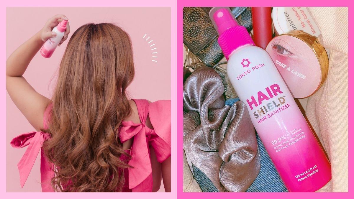 Tokyo Posh Hair Shield Sanitizer Review