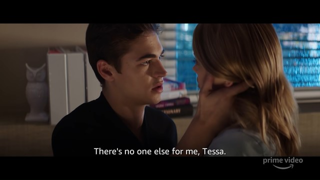 Hero Fiennes Tiffin in After We Collided (2020)