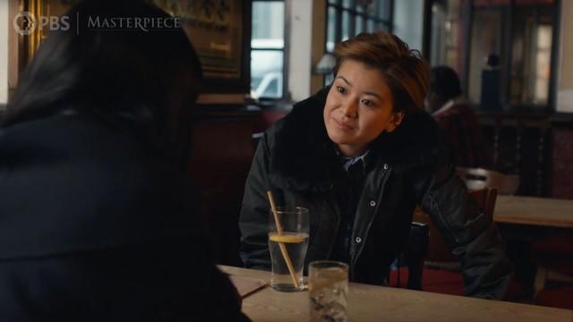 Katie Leung in Roadkill (2020)