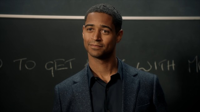 Alfred Enoch in How To Get Away With Murder