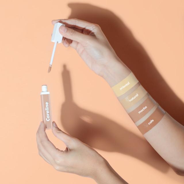 Makeup for acne: Careline Spot Concealer