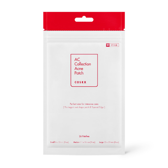 Makeup for acne: COSRX AC Collection Acne Patch