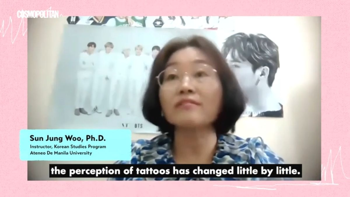 South Korea tattoo industry