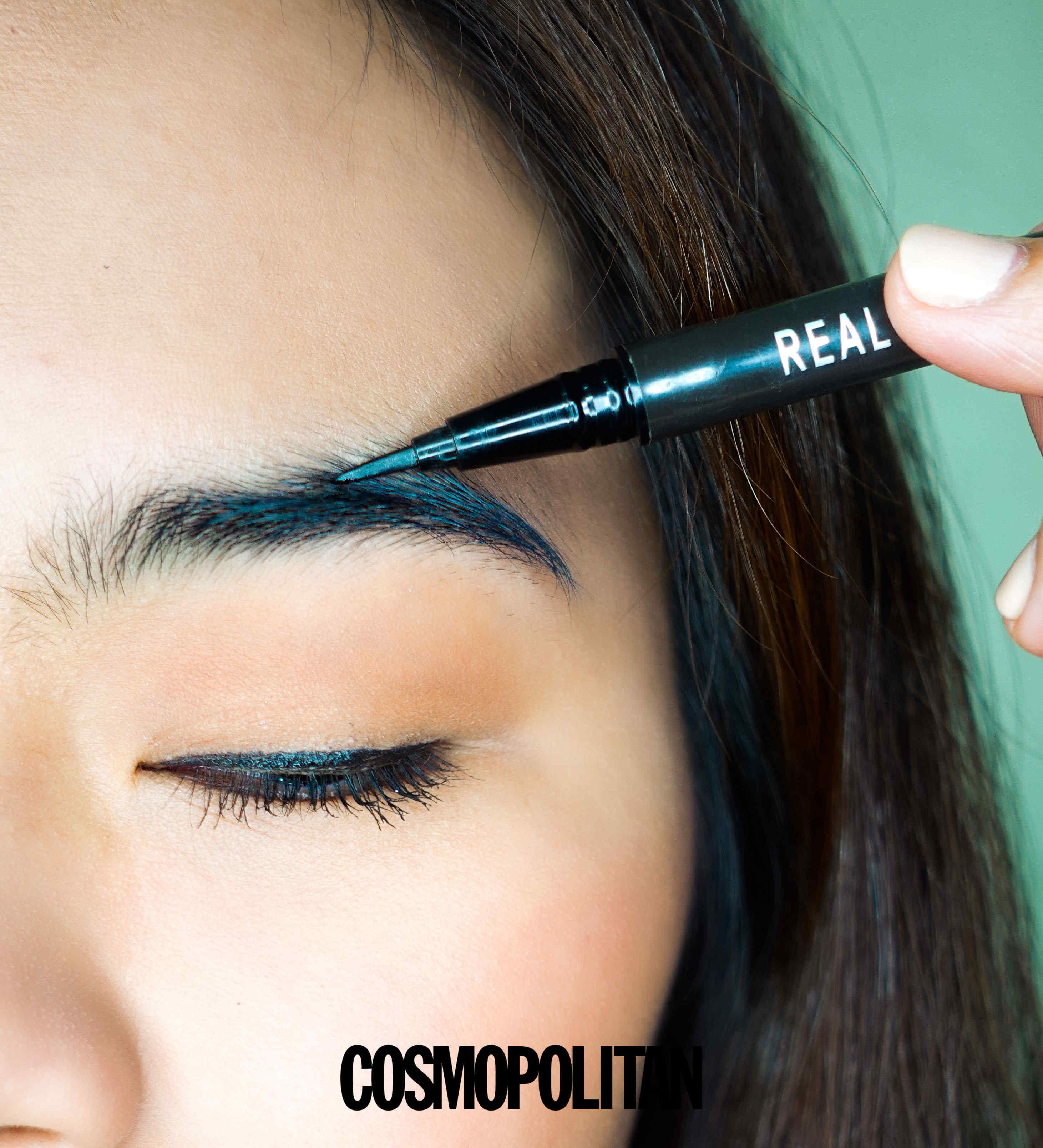 Easy 5-Step Routine For Bushy Brows - Fill in the sparse areas.