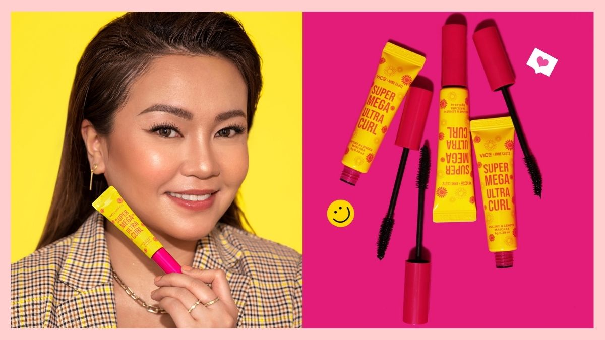 Vice Cosmetics collaborates with Anne Clutz for their newest mascara