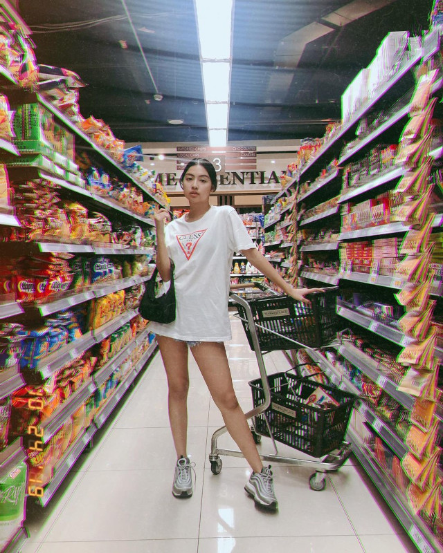 Rei Germar Oversized T-shirt Outfit