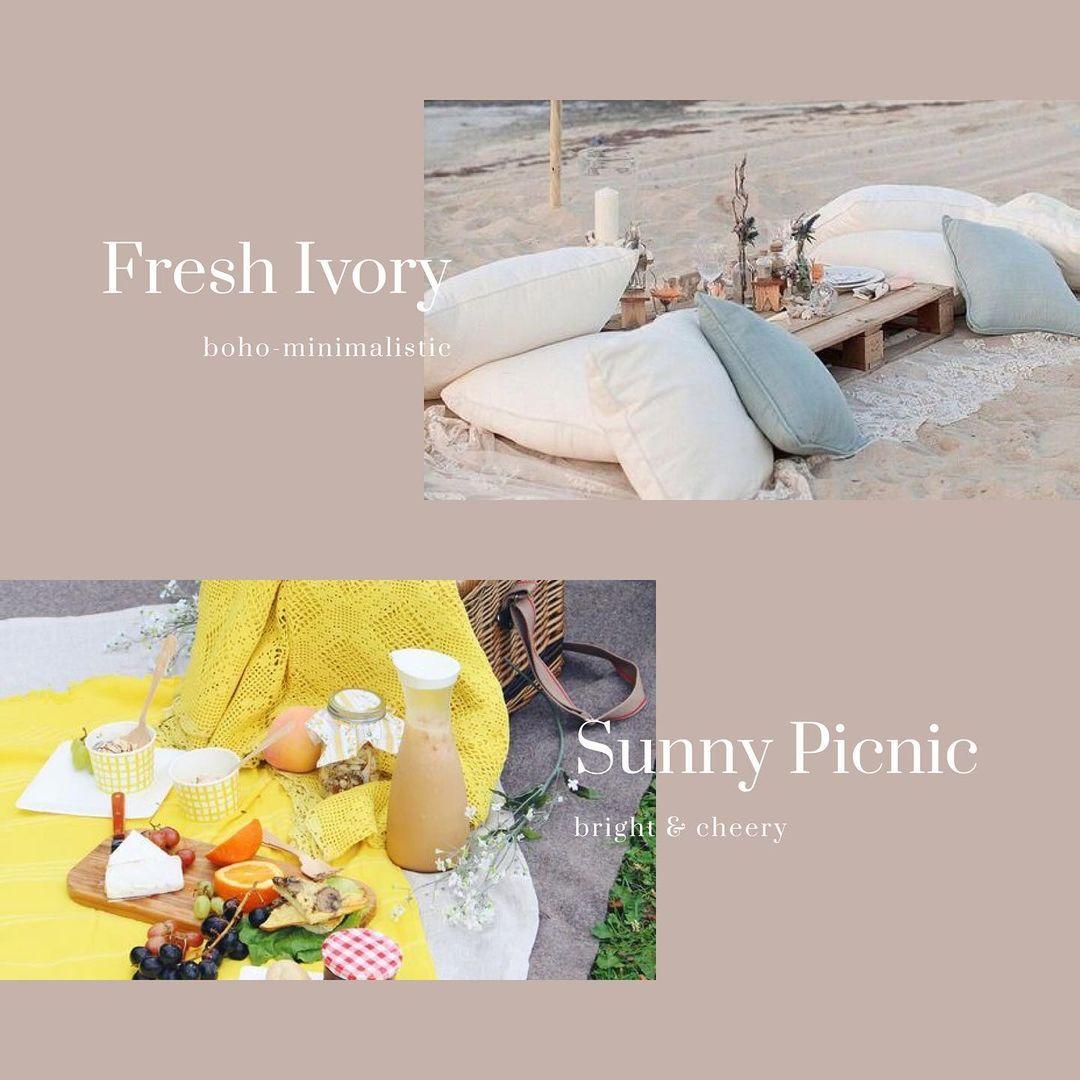 Sunday Picnic pop-up picnic service