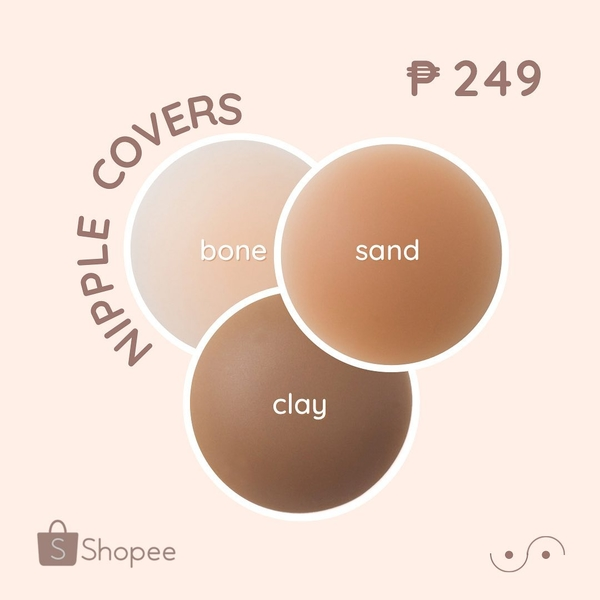 nipple cover brands: bleum covers