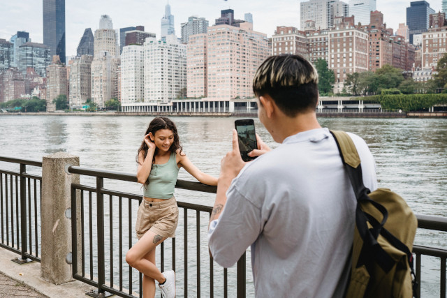 How to take nice pictures using your phone