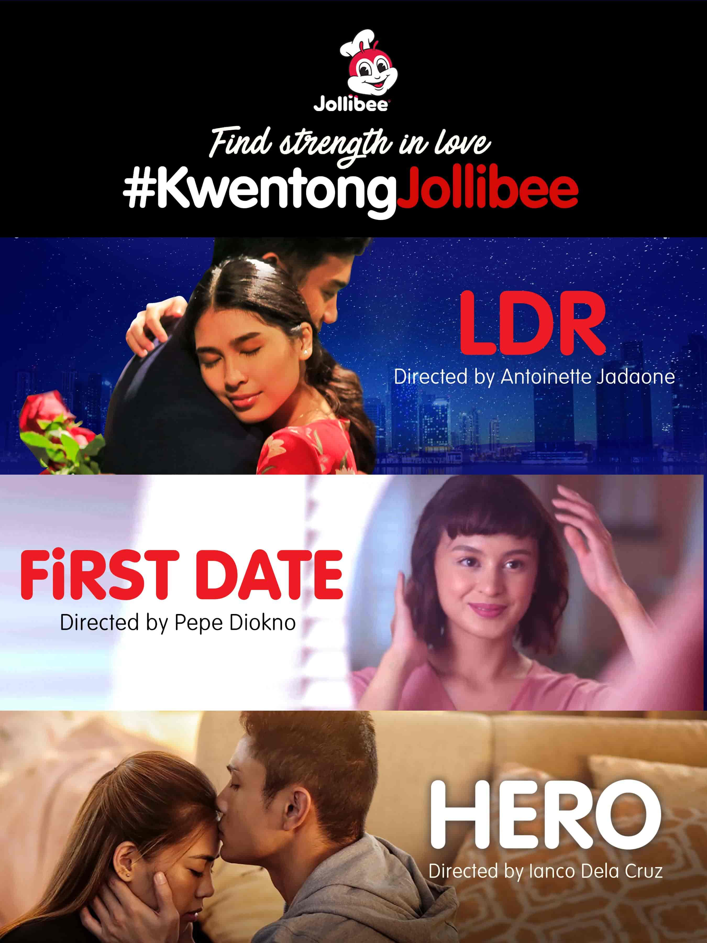 Jollibee is back with their Kwentong Jollibee series and this year it features three episodes: