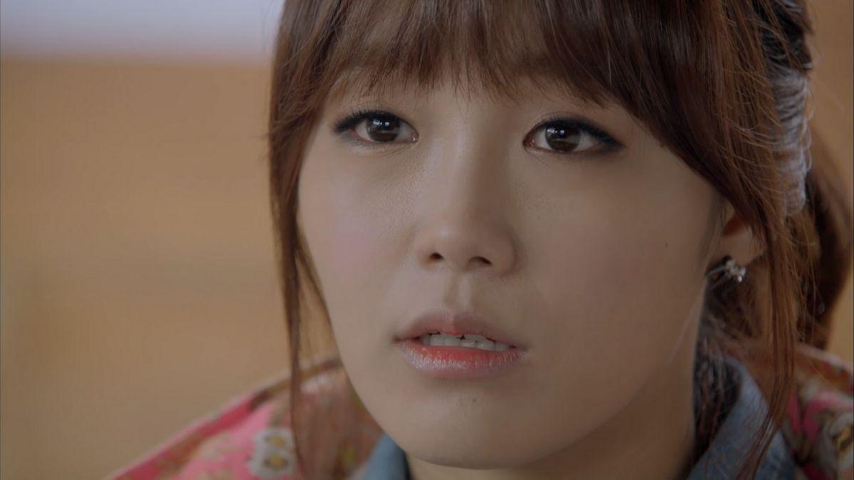 Eun Ji in That Winter, The Wind Blows