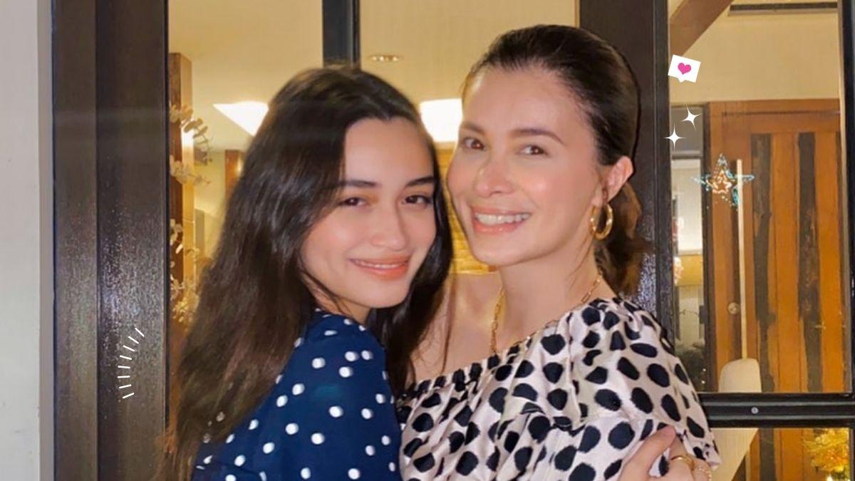 Angelina and Sunshine Cruz's Close Relationship