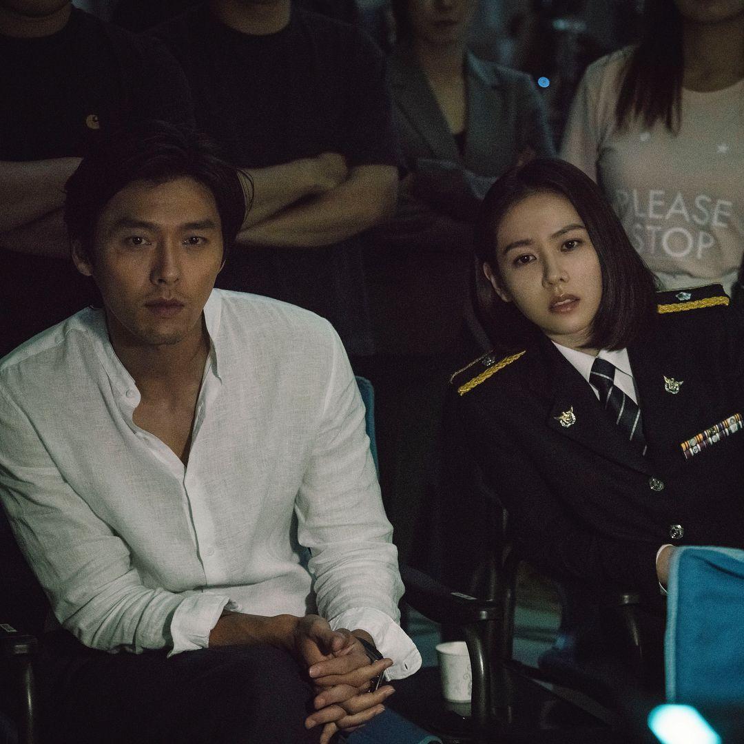 The Negotiation filming Hyun Bin and Son Ye Jin