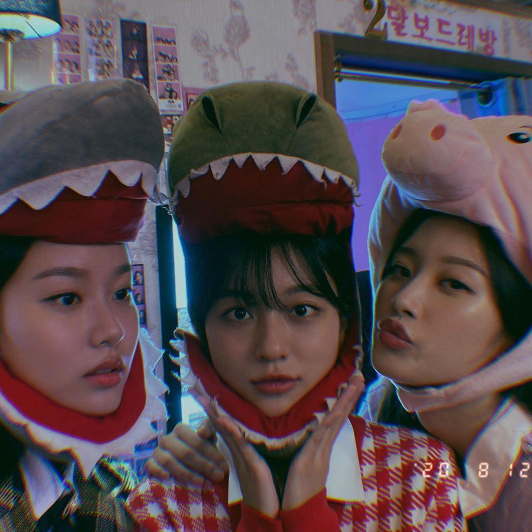 True Beauty's Ju Kyung, Soo Ah, and Su Jin