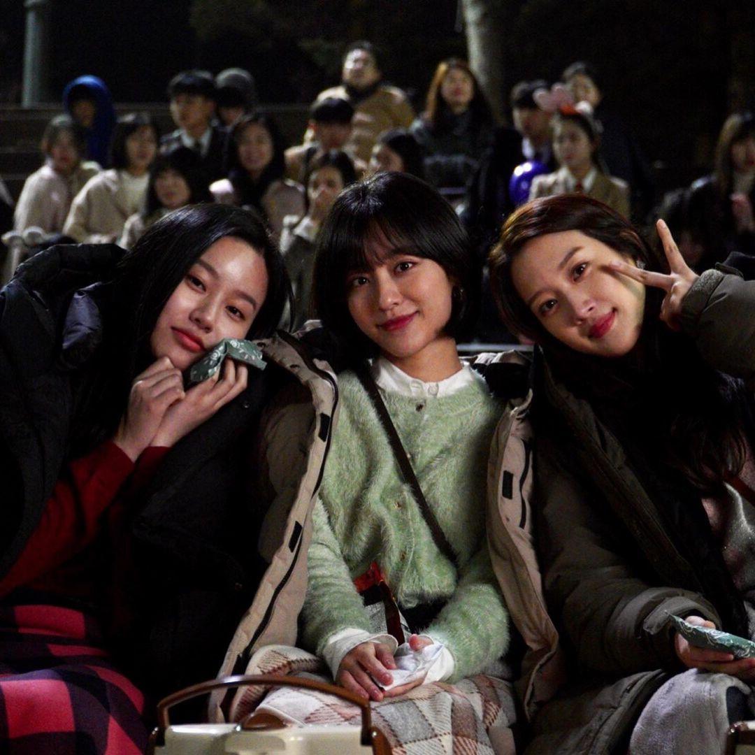 True Beauty Moon Ga Young, Kang Min Ah, Park Yoo Na