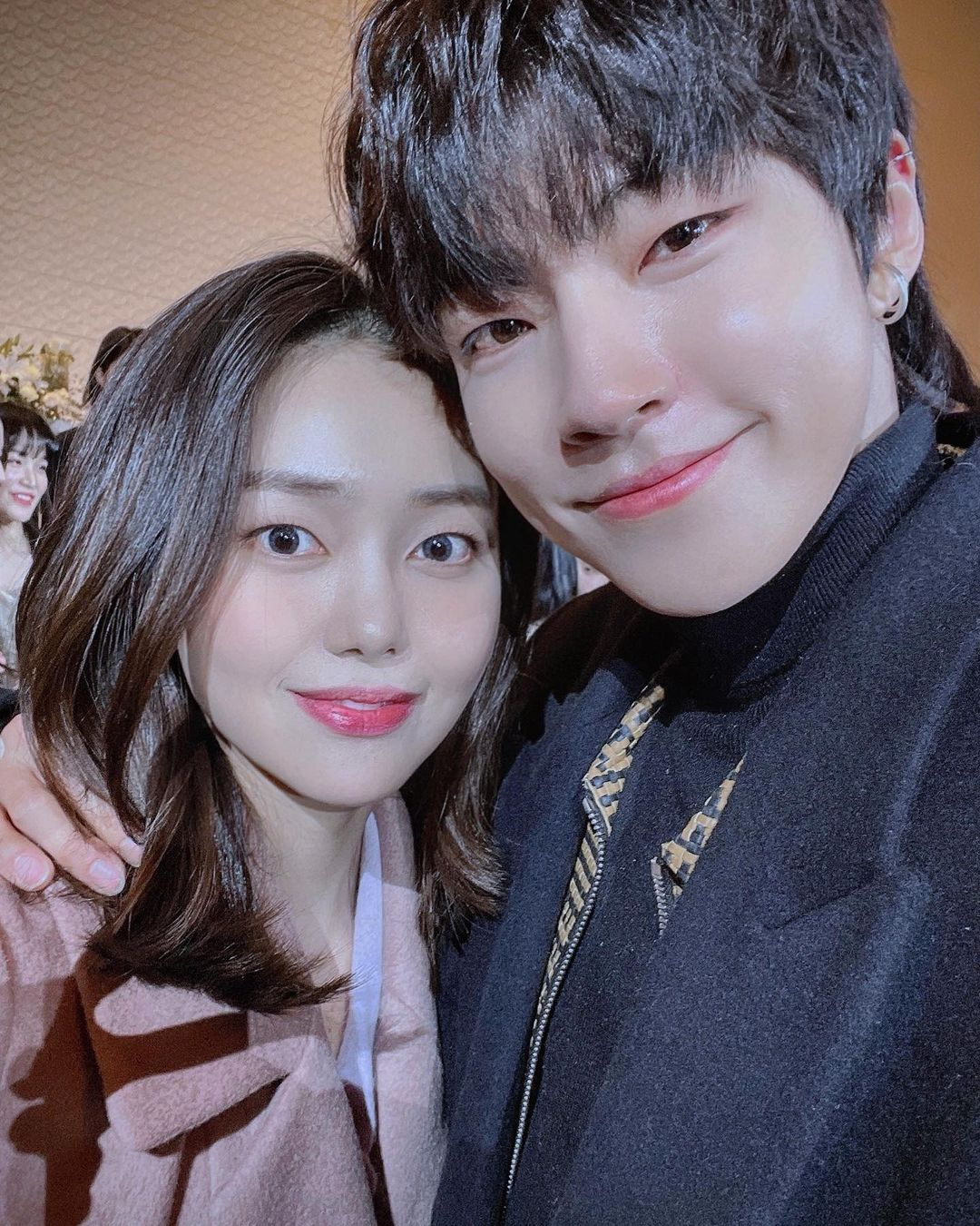 True Beauty Yeo Joo Ha with Hwang In Yeop