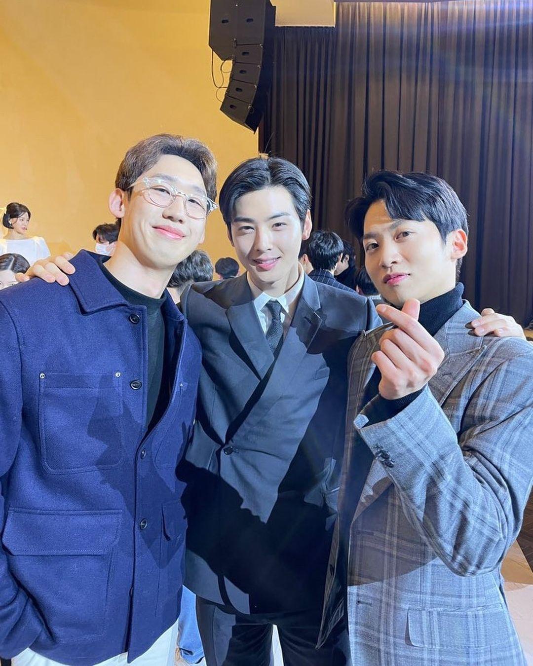 True Beauty Lee Il Jun, Lee Sang Jin, and Hwang In Yeop