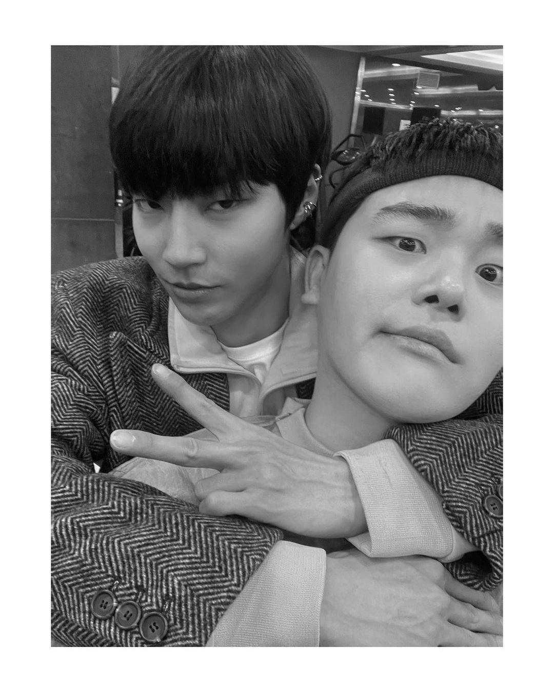 True Beauty Lee Woo Je with Hwang In Yeop