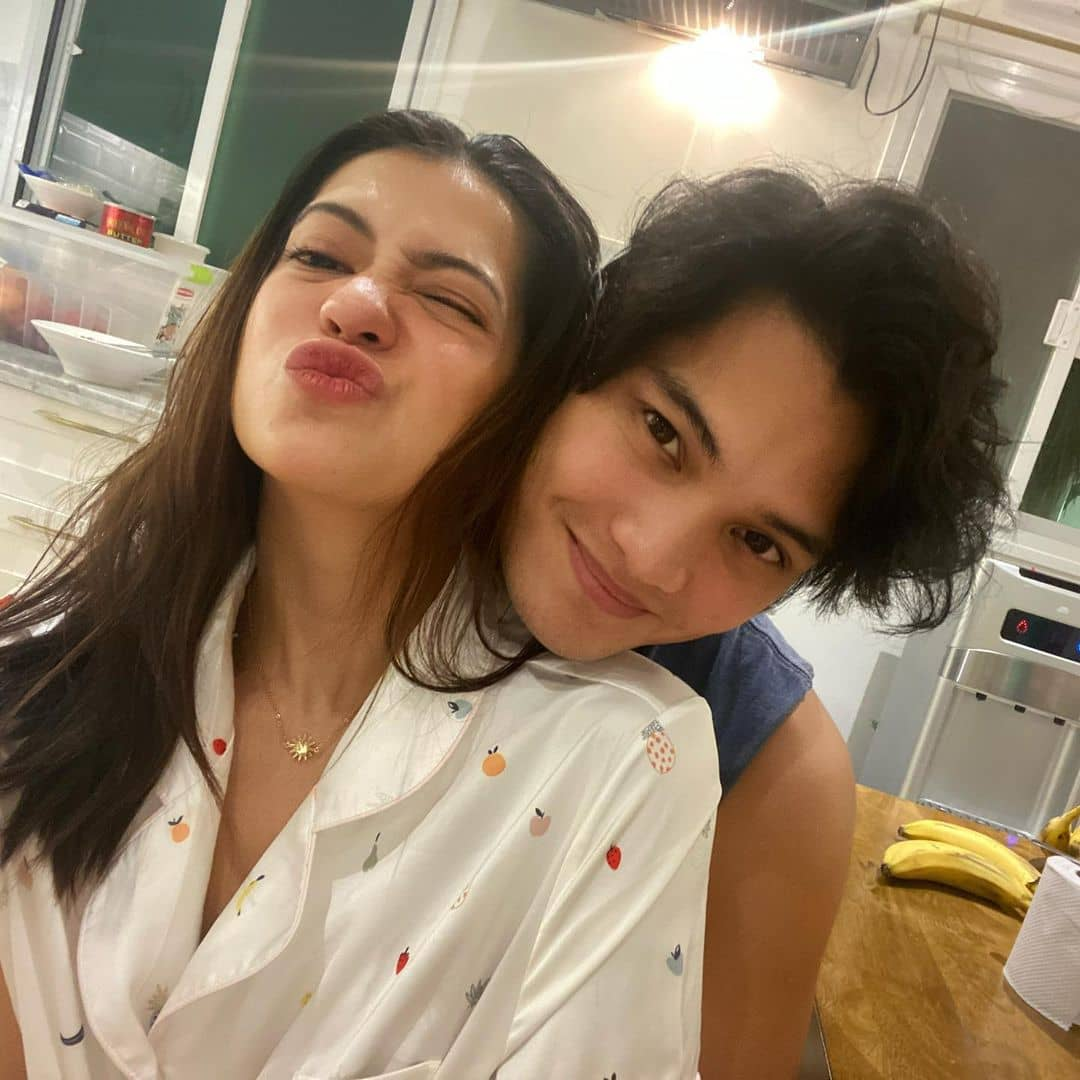 Sue Ramirez and Javi Benitez talk about how they first met